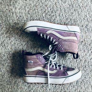 Vans Lavender SK8-Hi top MTE 2.0 DX Sneaker